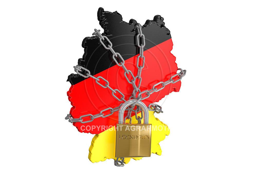 Deutschland_Lockdown_001   Verschärfte Maßnahmen im bundesweiten Lockdown zum Kampf gegen die weiterhin zu hohen Infektionszahlen.
