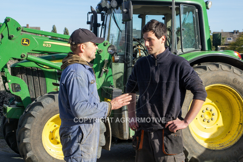 20131003-_MG_0619   Auszubildender - AGRARFOTO Bilder aus der Landwirtschaft