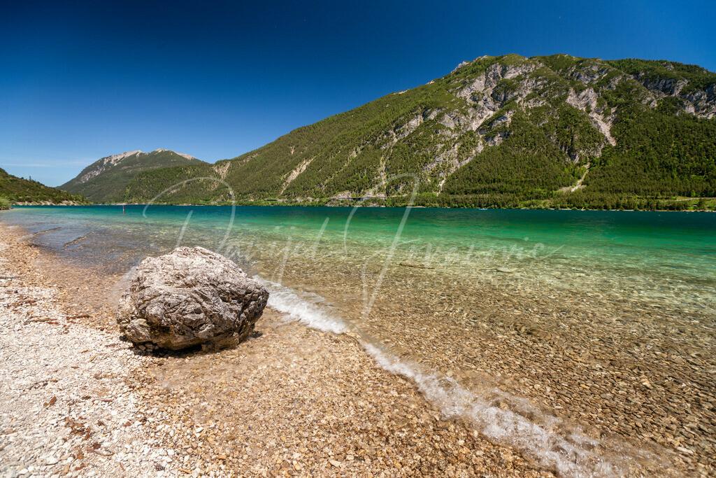 Achensee | Wunderbarer Achensee mit kristallklarem Wasser