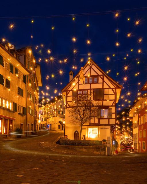 Weihnachten   Weihnachtliche Adventsstimmung in Baden