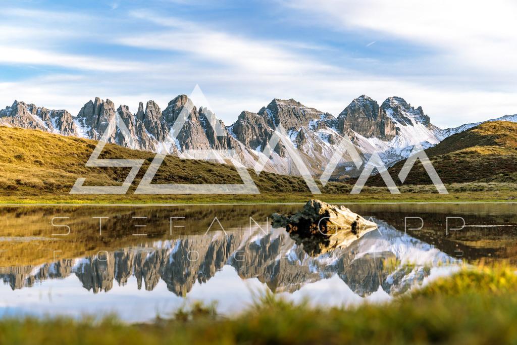 Salfeinssee   Stubaier Alpen
