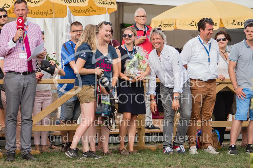 LC_Sonntag_S-Spr-47 | Lopshorn Classics 2018, Springprf. Kl.S* m.Siegerrunde
