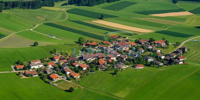 luftbild-wimpasing-bruno-kapeller-03 | Luftaufnahme von Wimpasing im Sommer 2014