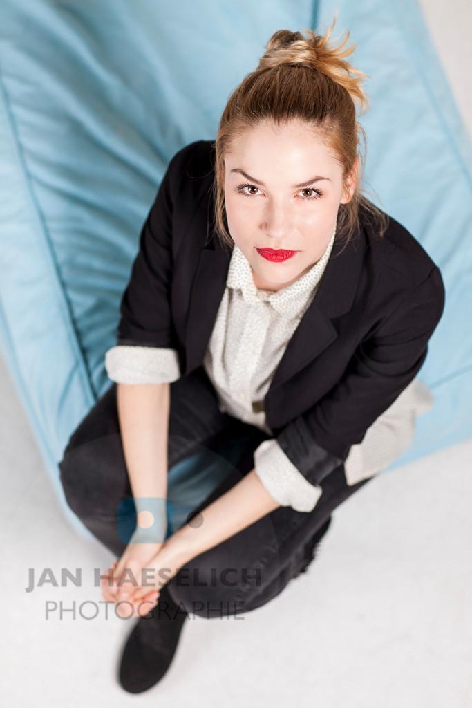 Mirka Pigulla   Mirka Pigulla beim Fototermin zur neuen Vorabendserie im ARD