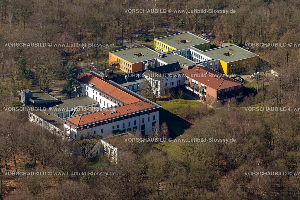Haltern13030444 | Heimvolkshochschule Gottfried Könzgen gemeinnützige GmbH,  Haltern am See, Ruhrgebiet, Nordrhein-Westfalen, Deutschland, Europa