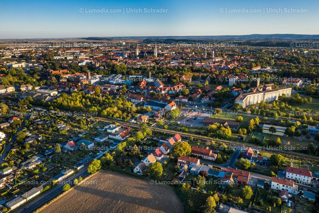 10049-50777 - Halberstadt im Abendlicht