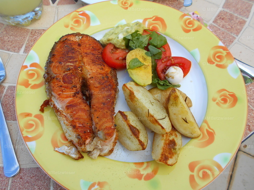 DSCN1228 | Thunfisch mit Kartoffeln