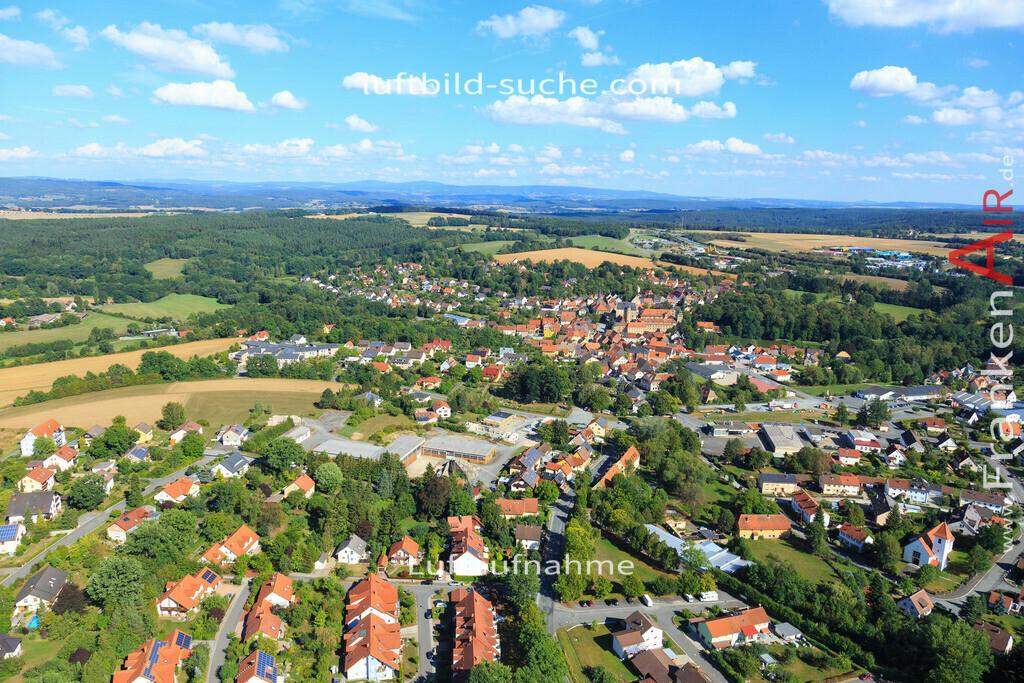 thurnau-2015-2667 | Luftbild von  Thurnau - Luftaufnahme wurde 2015 von https://frankenair.de mittels Flugzeug (keine Drohne) erstellt - die Geschenkidee
