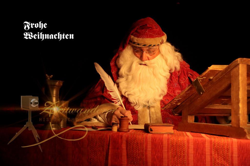 Weihnachtsmotiv 4 Frohe Weihnachtent