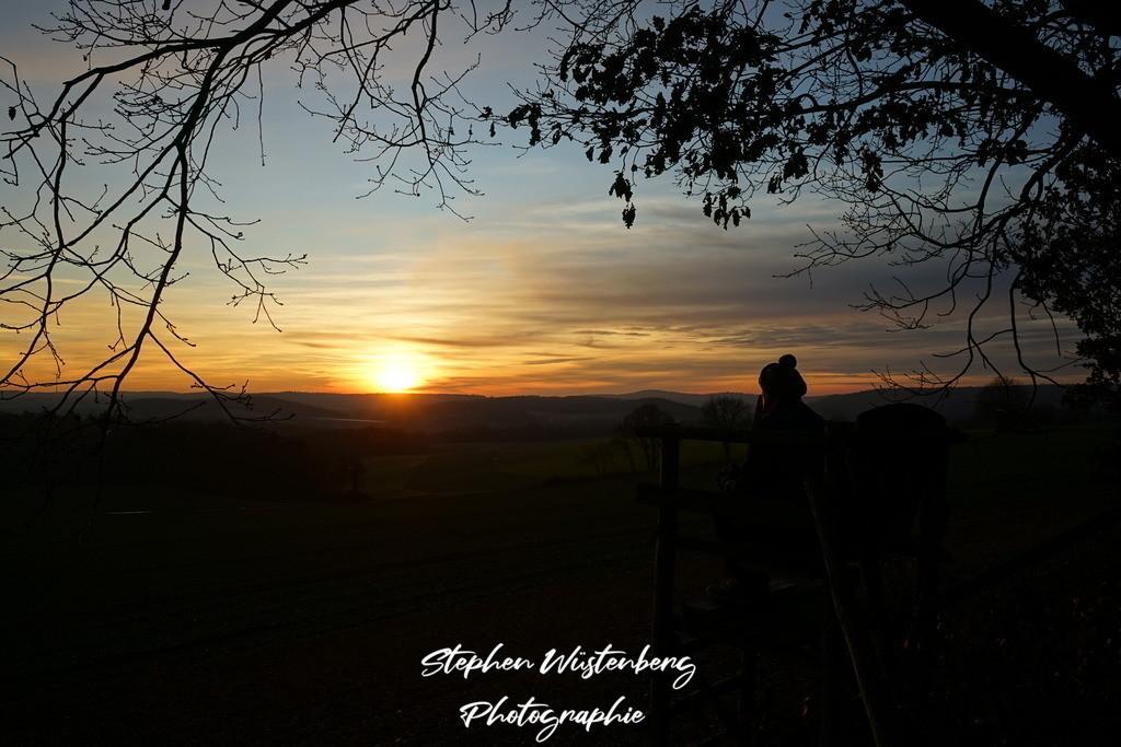Sunset Waroba | Sunset bei Wartenberg-Rohrbach  (mit Roland Gingel)