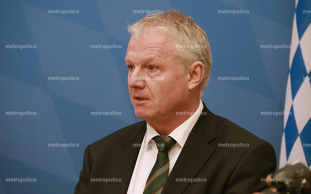 Oliver Platzer Pressesprecher bayerisches Innenministerium
