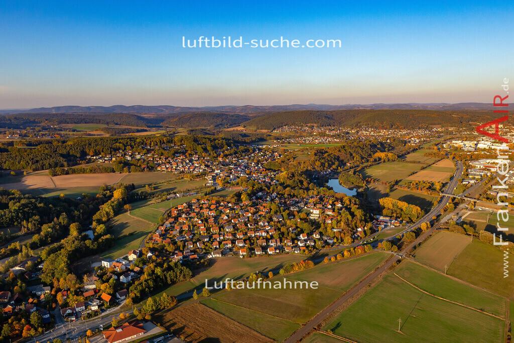 burghaig-kulmbach-18-401 | aktuelles Luftbild von Burghaig Kulmbach - Luftaufnahme wurde 2018 von https://frankenair.de mittels Flugzeug (keine Drohne) erstellt.