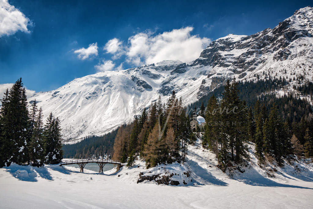 Obernberger See | Wunderschöner Winter am Obernberger See