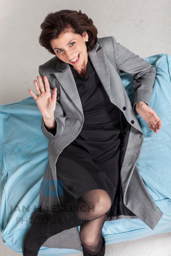Marijam Agischewa | Marijam Agischewa beim Fototermin zur neuen Vorabendserie im ARD
