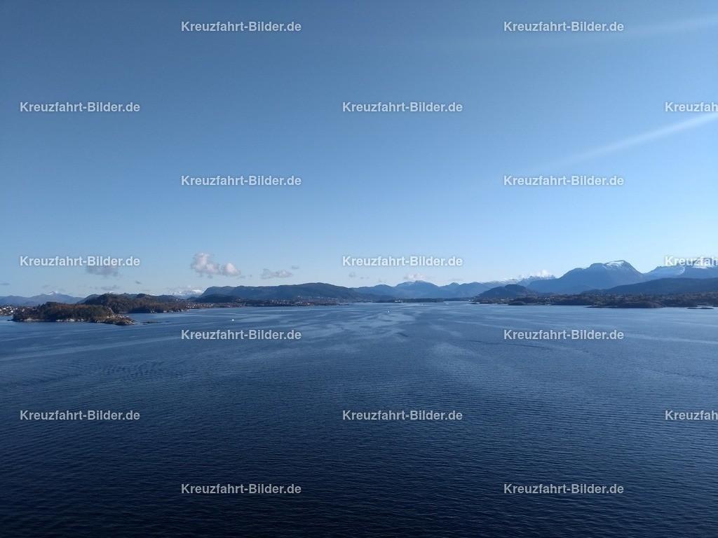 Fjorde Norwegens | Aufgenommen von der AIDAsol.
