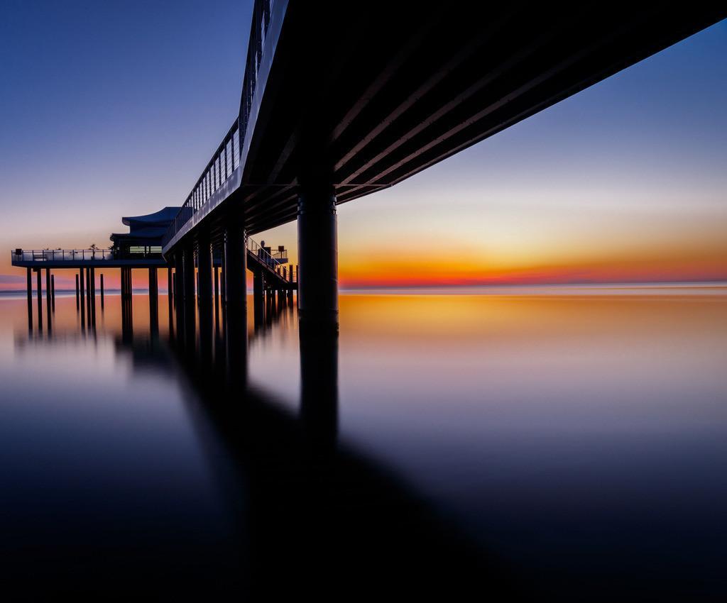 Timmendorfer Strand Sunrise