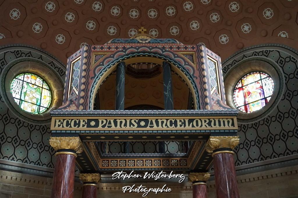 DSC04739 | Innenaufnahmen der kath. Pfarrkirche St.Sebstian in Rockenhausen