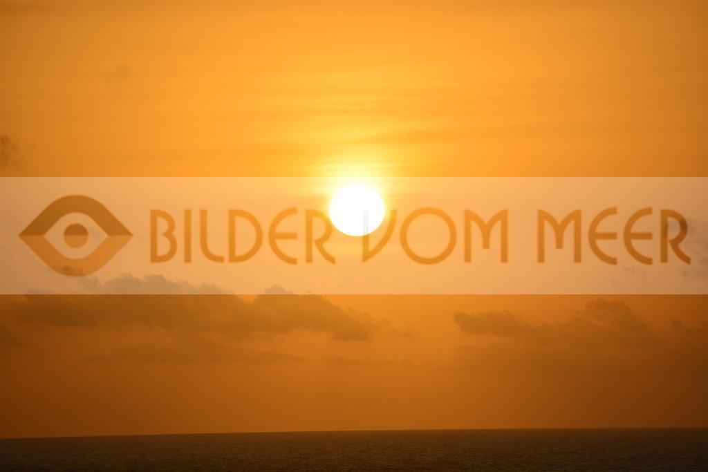 Bilder Sonnenuntergang | Sonnenuntergang vor Ibiza