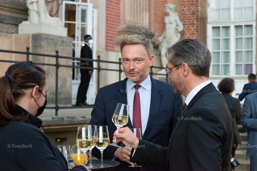 M100 Sanssouci Colloquium und die M100 Media Award Verleihung   Christian Lindner