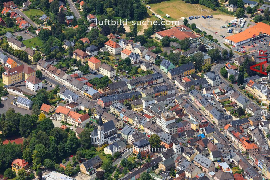 luftbild-wunsiedel-2016-7157 | Luftbild von  Wunsiedel - Luftaufnahme wurde 2016 von https://frankenair.de mittels Flugzeug (keine Drohne) erstellt - die Geschenkidee