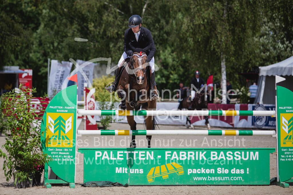 200726_Wohlde_M2-Springen-132 | Late Entry Wohlde Pedersen Sporthorses 26.07.2020 Springprüfung Kl. M** 7jährig + ält. Pferde