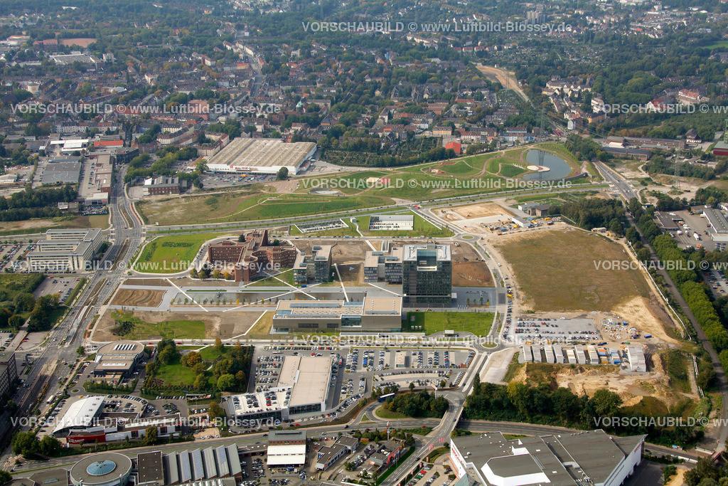 ES10098934 | ThyssenKrupp Hauptverwaltung Essen, Firmenzentrale,  Essen, Ruhrgebiet, Nordrhein-Westfalen, Germany, Europa