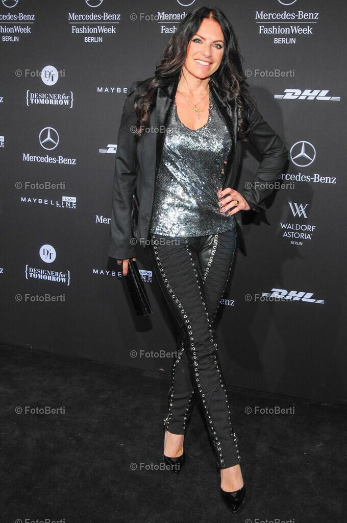 Fashionweek   Christine Neubauer