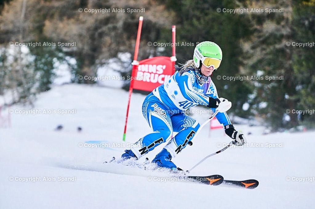 ALS5714_WWMG_GS-II_C | (C) FotoLois.com, Alois Spandl, WinterWorldMastersGames 2020 Innsbruck, Giant Slalom-II Gruppe C Damen, Patscherkofel Olympiaabfahrt, Mi 15. Jänner 2020.