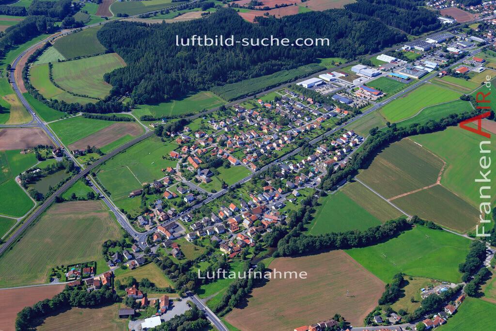 hasslach-stockheim-17-5456 | Luftbild von Hasslach Stockheim - Luftaufnahme wurde 2017 von https://frankenair.de mittels Flugzeug (keine Drohne) erstellt - die Geschenkidee