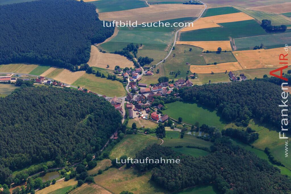 luftbild-wilhermsdorf-17-1164 | Luftbild von  Wilhermsdorf - Luftaufnahme wurde 2017 von https://frankenair.de mittels Flugzeug (keine Drohne) erstellt - die Geschenkidee