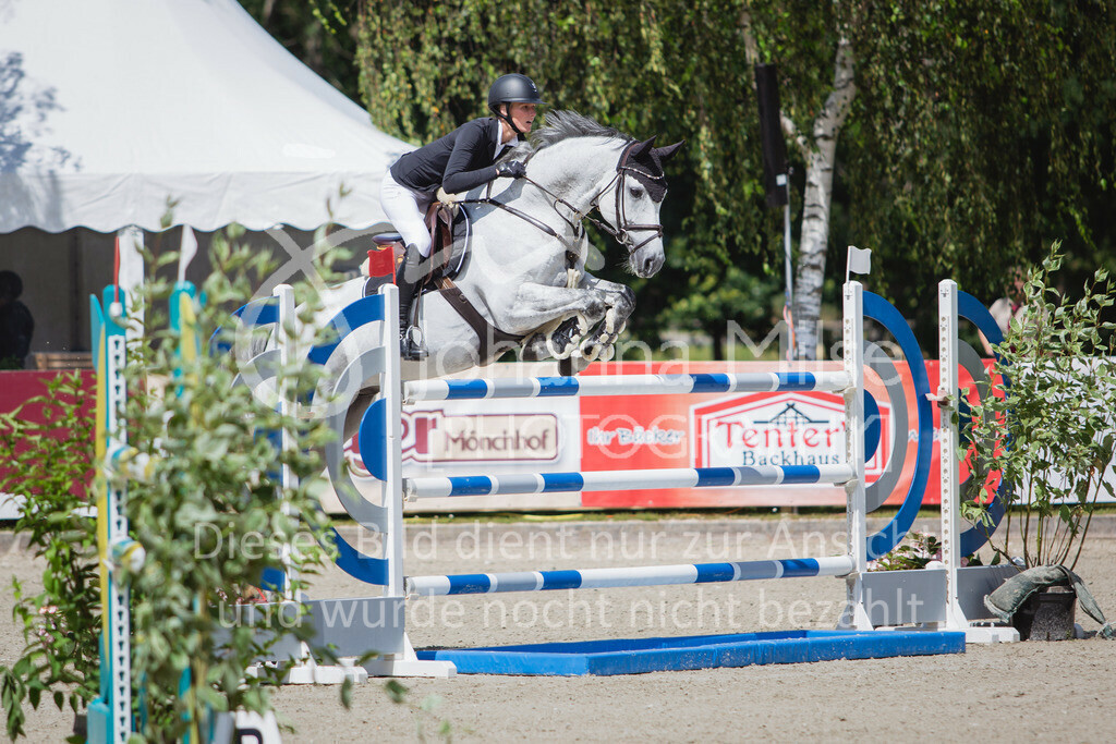 200726_Wohlde_M2-Springen-174 | Late Entry Wohlde Pedersen Sporthorses 26.07.2020 Springprüfung Kl. M** 7jährig + ält. Pferde