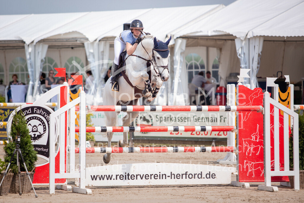 190524_LüPfSpTa_S_-Spr-415 | Pferdesporttage Herford 2019 Springprüfung Kl. S*