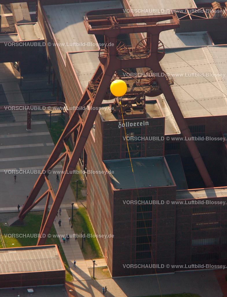 ES10056372 | Zollverein 12/6/8 Weltkulturerbe, Schachtzeichen ruhr2010,  Essen, Ruhrgebiet, Nordrhein-Westfalen, Deutschland, Europa, Foto: hans@blossey.eu, 22.05.2010