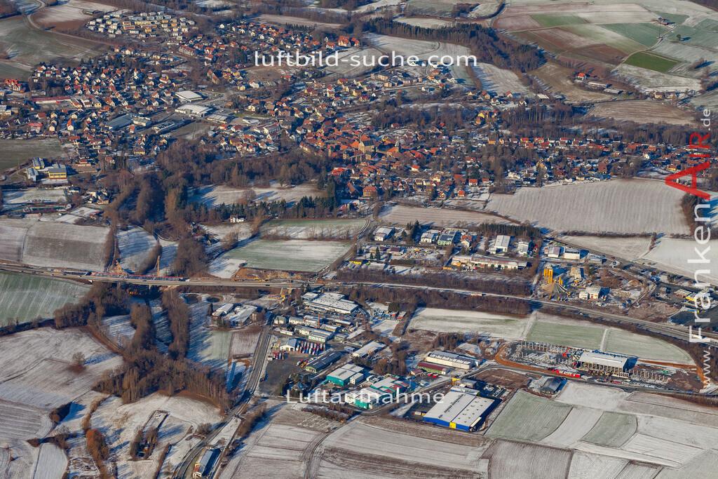 thurnau-19-150 | aktuelles Luftbild von  Thurnau - Luftaufnahme wurde 2019 von https://frankenair.de mittels Flugzeug (keine Drohne) erstellt.