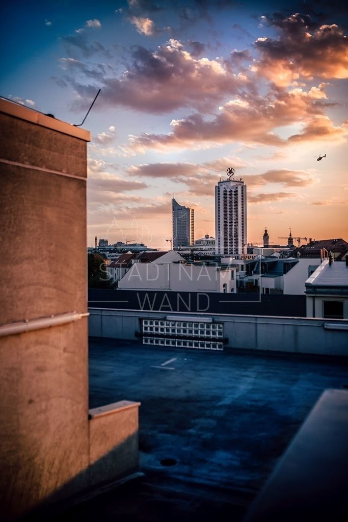 Leipzig Wolken