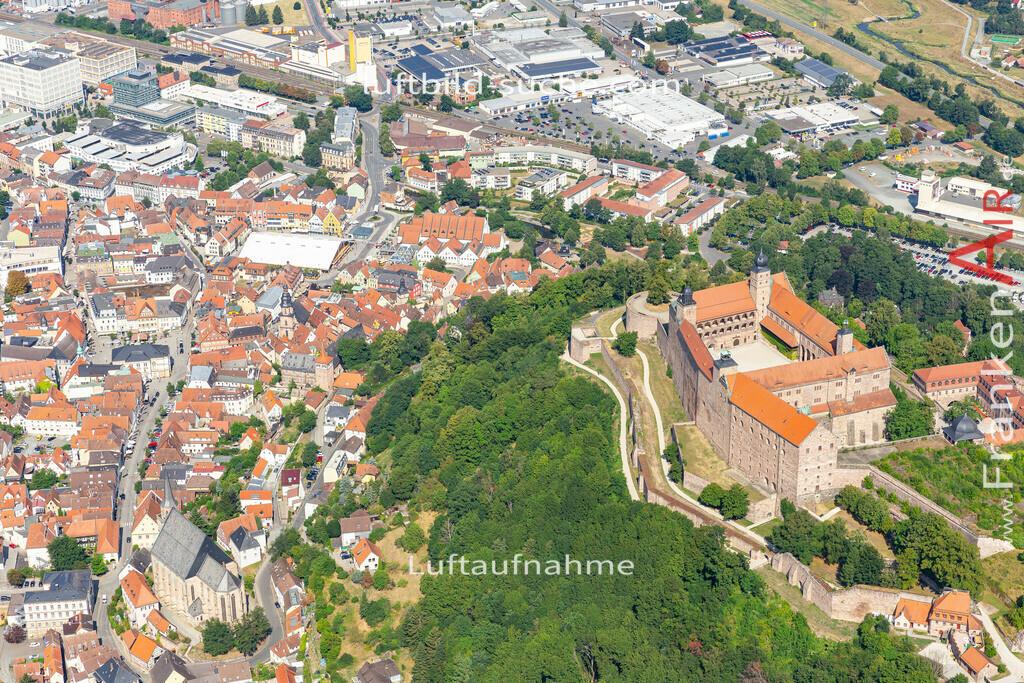 plassenburg-bierfest-kulmbach-19-681 | aktuelles Luftbild von Plassenburg-bierfest  Kulmbach - Luftaufnahme wurde 2019 von https://frankenair.de mittels Flugzeug (keine Drohne) erstellt.