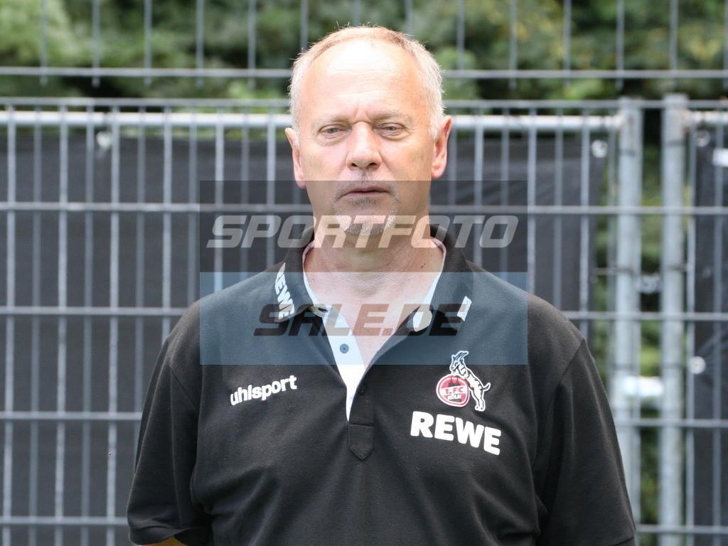 1. FC Köln Fotoshooting   Kresimir Ban - © Sportfoto-Sale (MK)