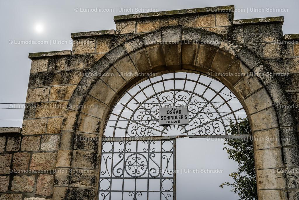 10972-10045 - Jerusalem _ Friedhof am Zionsberg