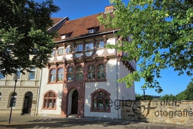 Am Domhof | Haus am der Westseite des Domhofes