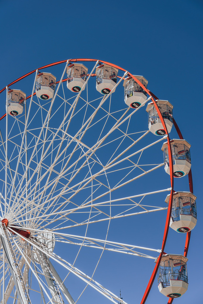 Riesenrad in Glenelg | Riesenrad in Glenelg bei Adelaide