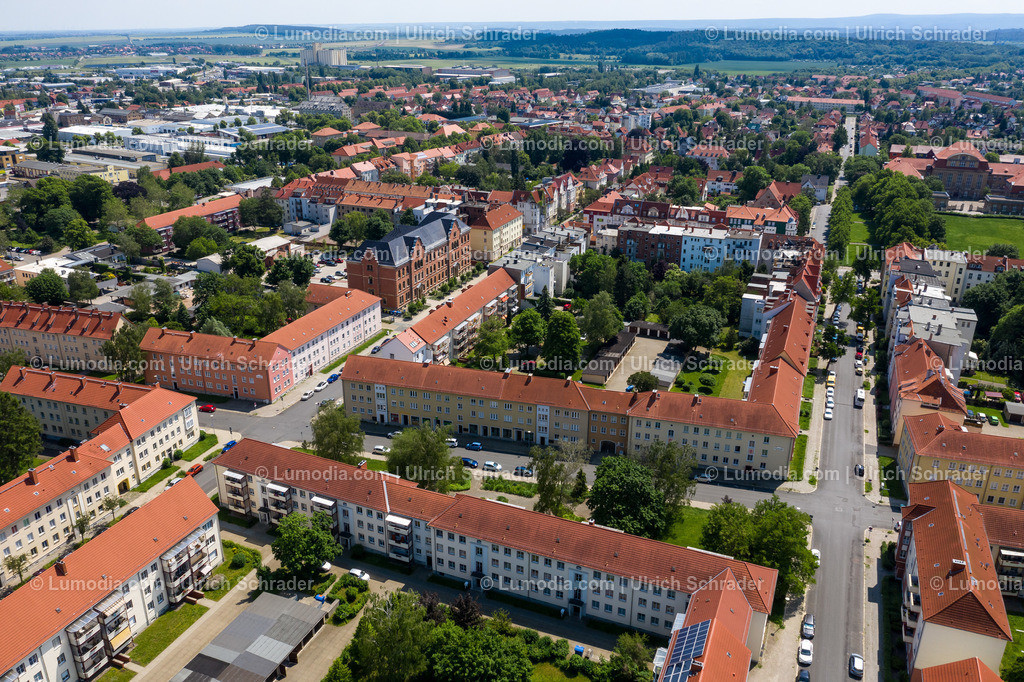 10049-50458 - Halberstadt von oben