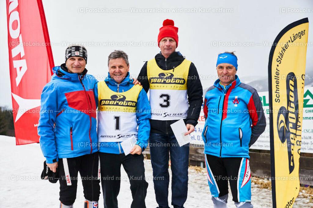 801_SteirMastersJugendCup_Siegerehrung | (C) FotoLois.com, Alois Spandl, Atomic - Steirischer MastersCup 2020 und Energie Steiermark - Jugendcup 2020 in der SchwabenbergArena TURNAU, Wintersportclub Aflenz, Sa 4. Jänner 2020.