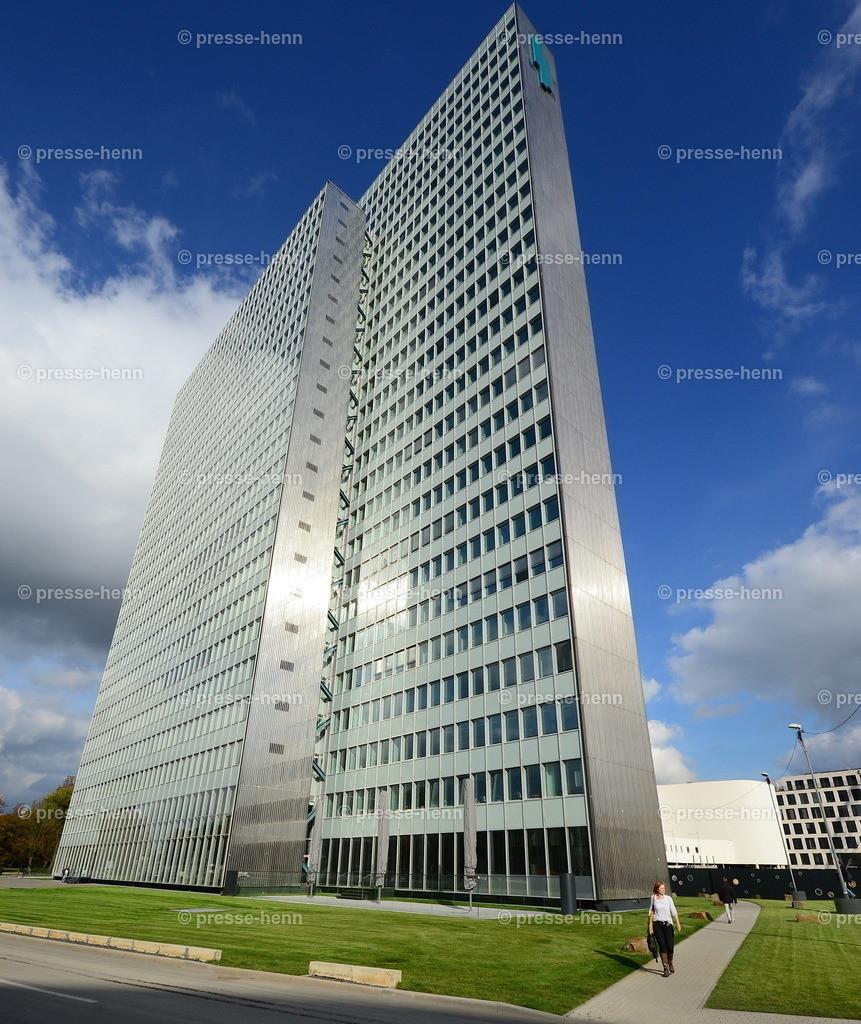 Thyssenhaus | Dreischeibenhaus