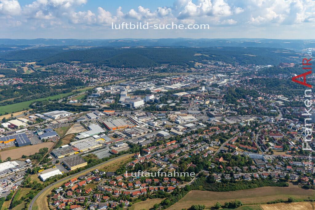 goldenes-feld-kulmbach-19-665   aktuelles Luftbild von Goldenes-feld  Kulmbach - Luftaufnahme wurde 2019 von https://frankenair.de mittels Flugzeug (keine Drohne) erstellt.