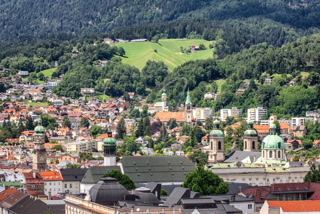 Innsbruck | Blick nach Hötting