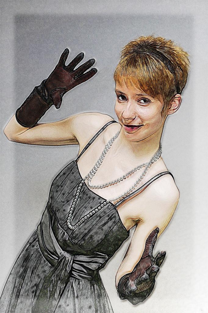 Handschuh Lady Bild 044