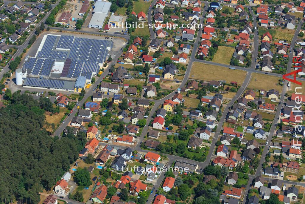 trosdorf-bischberg-2015-146 | Luftbild von Trosdorf Bischberg - Luftaufnahme wurde 2015 von https://frankenair.de mittels Flugzeug (keine Drohne) erstellt - die Geschenkidee