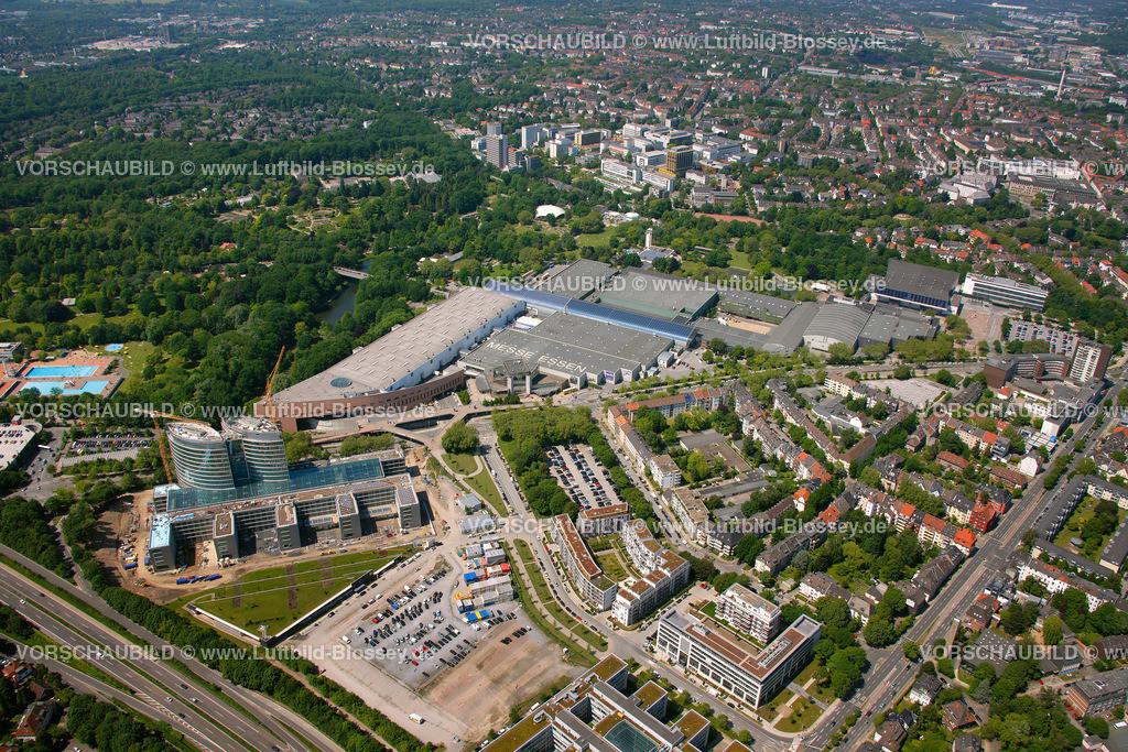 ES10060541 | EON Ruhrgas Hauptverwaltung Essen, Essen, Ruhrgebiet, Nordrhein-Westfalen, Germany, Europa, Foto: hans@blossey.eu, 03.06.2010