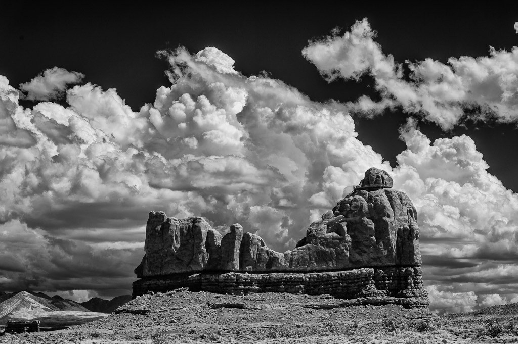 Arches National Park © Holger Rüdel | Sandsteinformation im Arches National Park (USA)