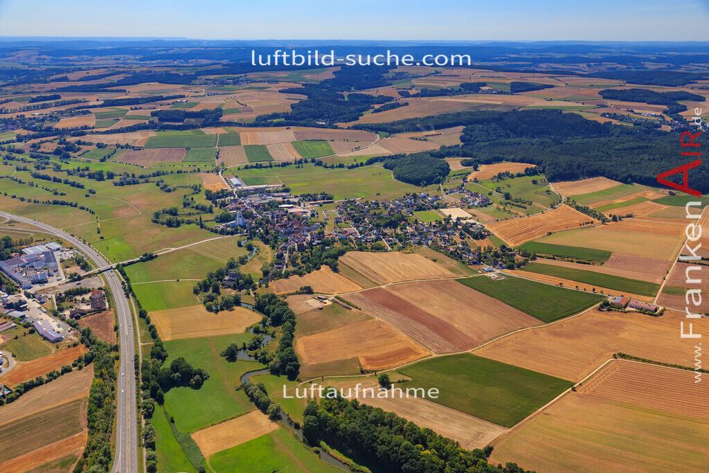 haarth-untersiemau-2015-4938 | Luftbild von Haarth Untersiemau - Luftaufnahme wurde 2015 von https://frankenair.de mittels Flugzeug (keine Drohne) erstellt - die Geschenkidee